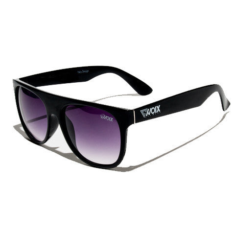 Noix Sunglasses All Black