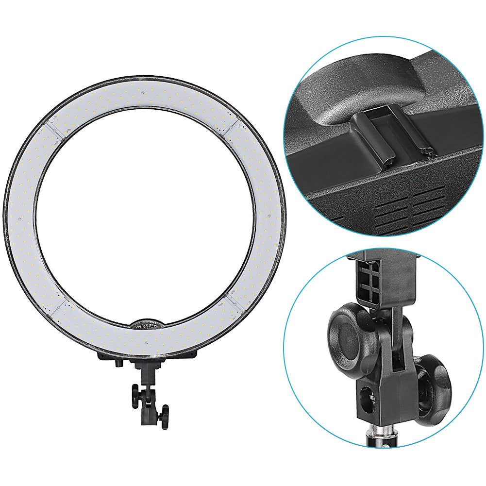 Fluorescent Photo Ring Light