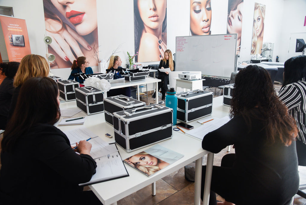 Master Lash Certification Course – Deposit
