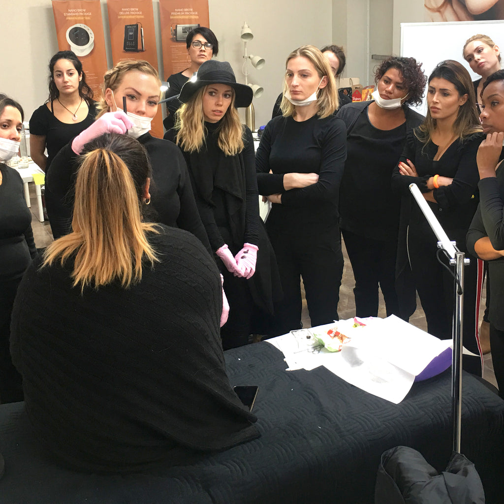 Microblading: Blade and Shade Course – Deposit
