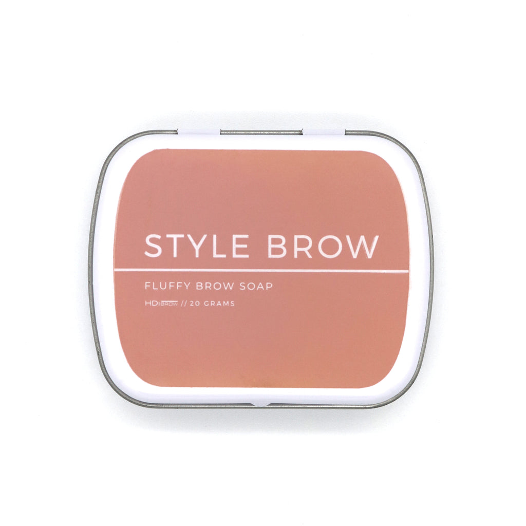 Style Brow – The Fluffy Brow Soap