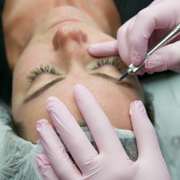 OPT Microblading: Blade & Shade