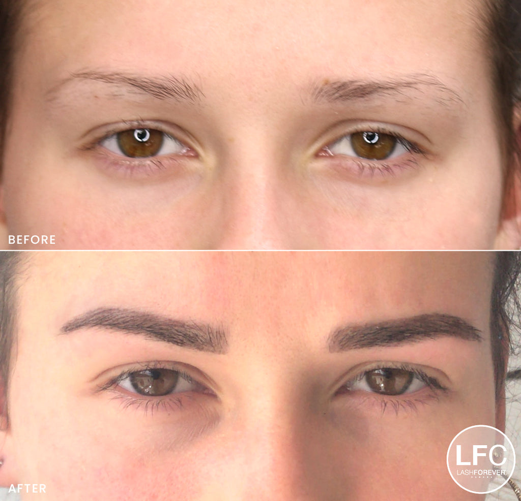 Brow Lamination & Henna Combo Course – Deposit