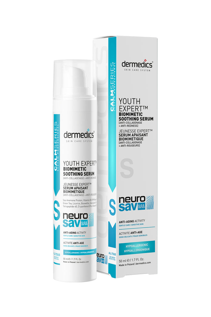Dermedics YOUTH EXPERT CALMseries Biomimetic Soothing Serum