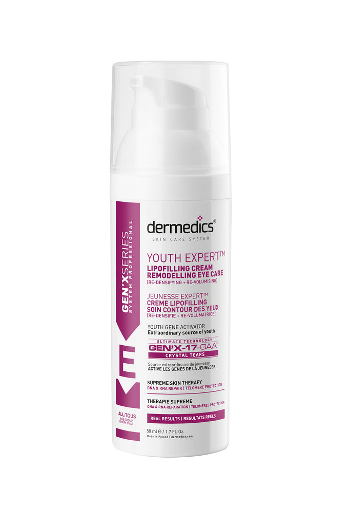 Dermedics Professional YOUTH EXPERT™ GEN'Xseries Global Anti-Aging Cream Remodelling Eye Care