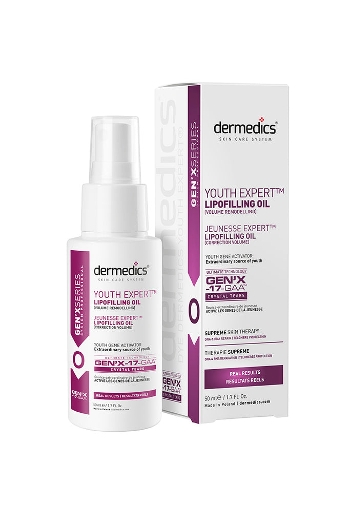 Dermedics YOUTH EXPERT™ GEN'Xseries Lipofilling Oil