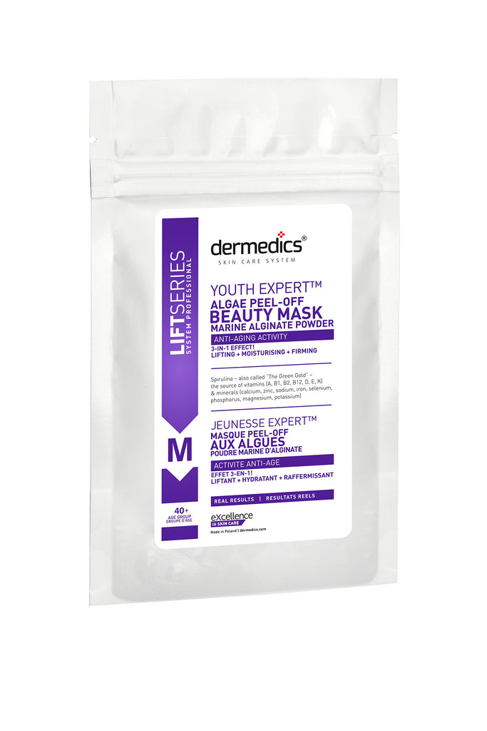 Dermedics YOUTH EXPERT LIFTseries Algae Peel-Off Mask