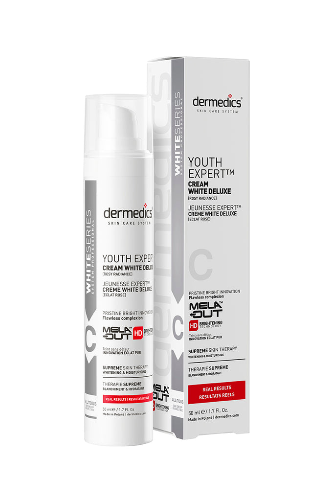 Dermedics YOUTH EXPERT™ WHITEseries Cream White Deluxe