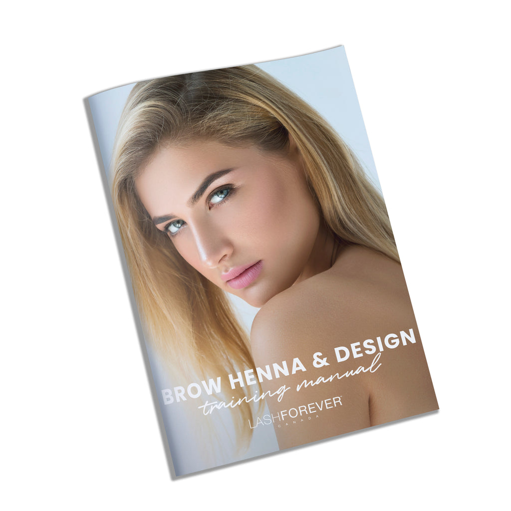 Brow Henna & Design Course Training Manual