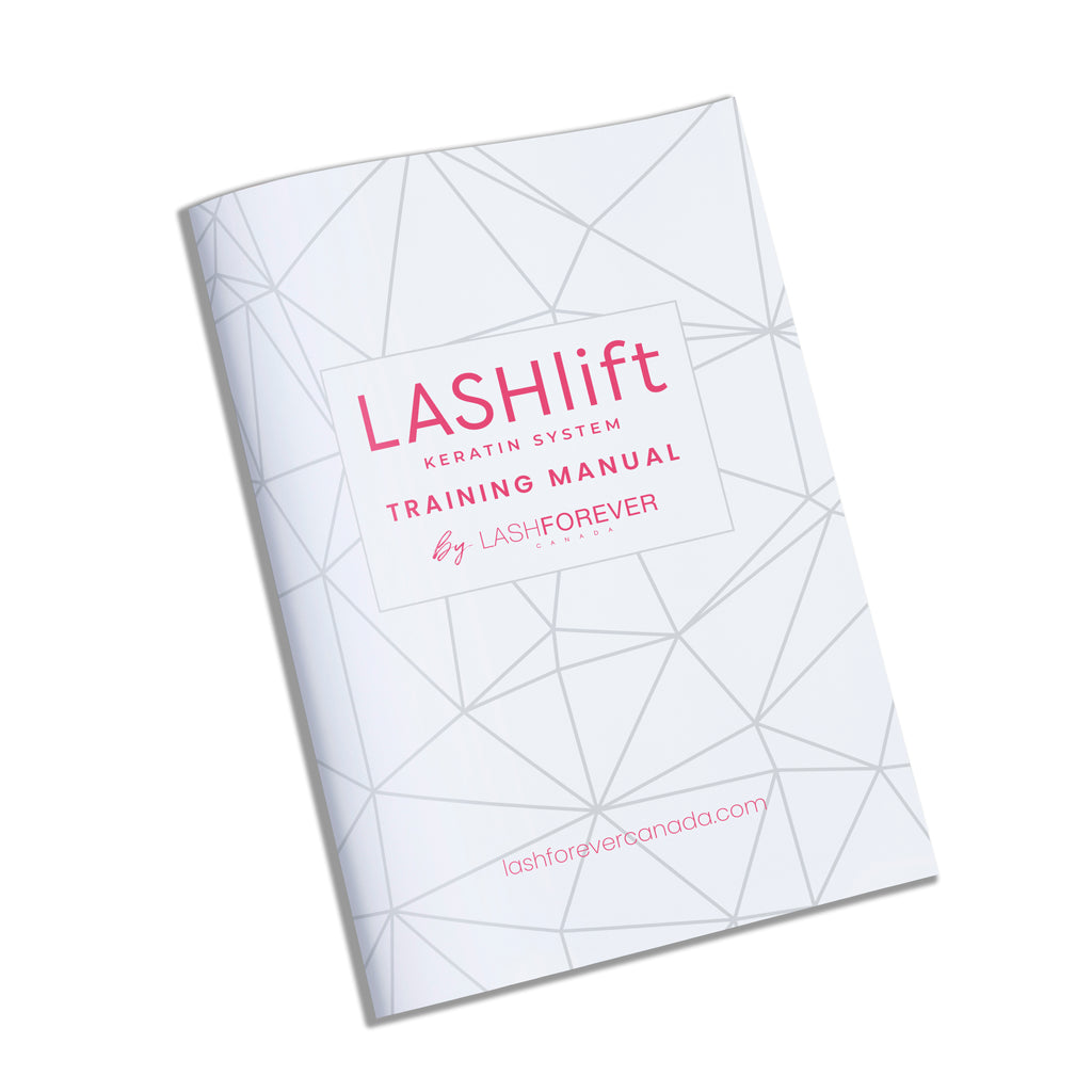 Lash Lift & Tint Training Manual