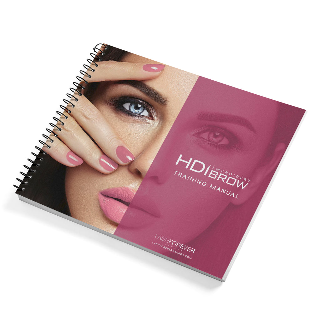 HDi Microblading Training Manual