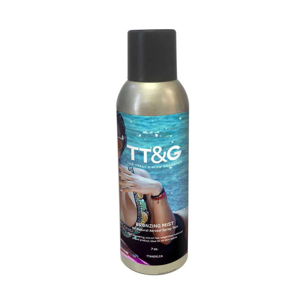 TT&G Take Home Tanning Mist