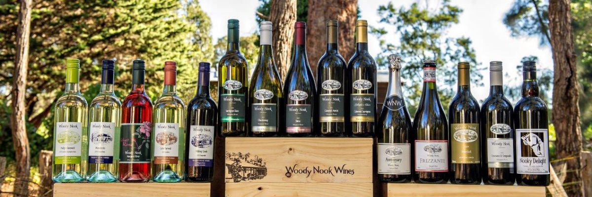 Woody Nook Wine Awards