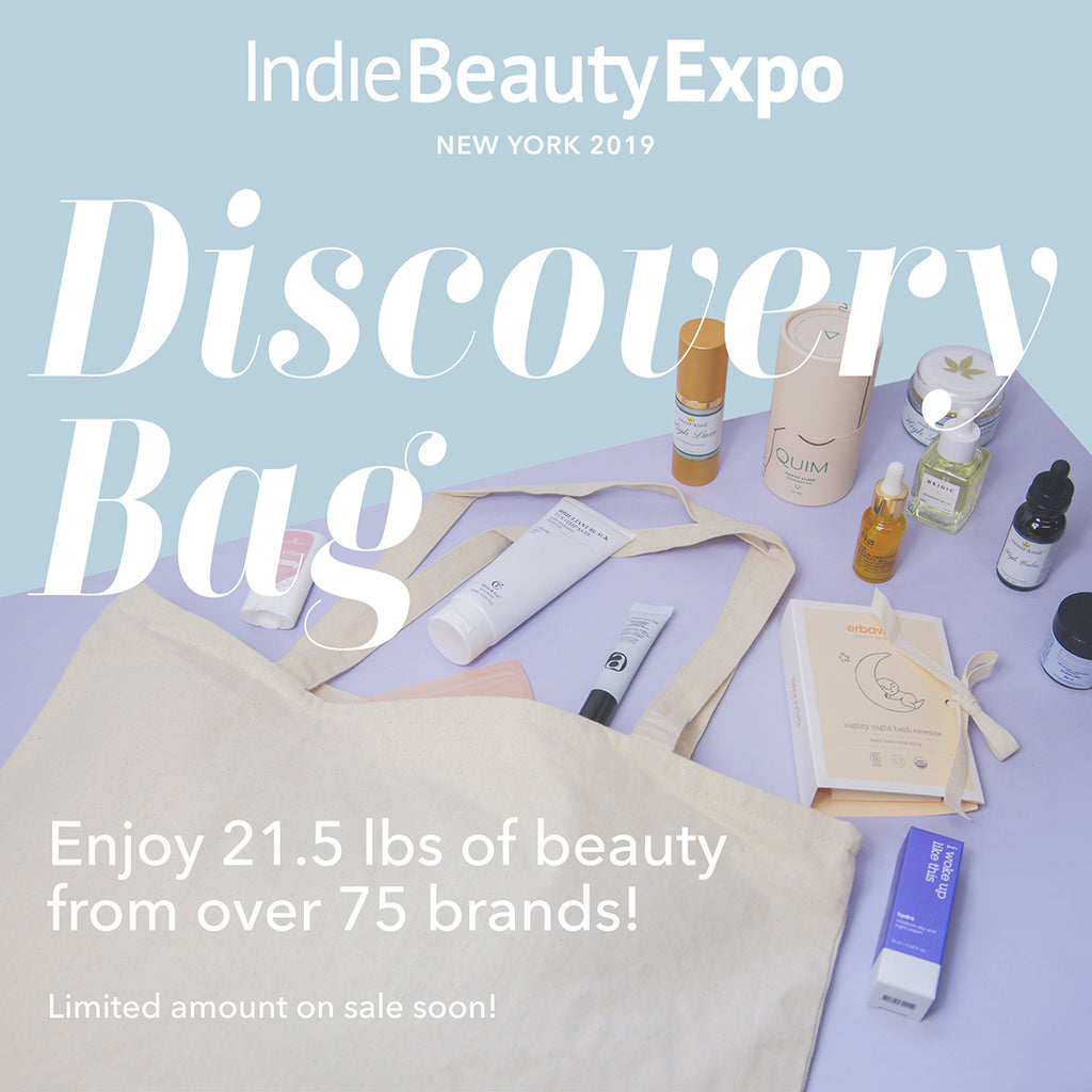 IBE New York 2019 Discovery Bag