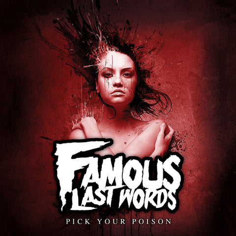 "Famous Last Words ""Pick Your Poison"" Digital Download"