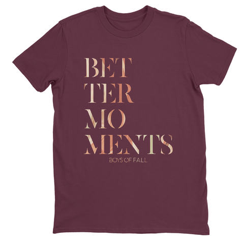 "Boys Of Fall ""Better Moments"" Tee - XL"