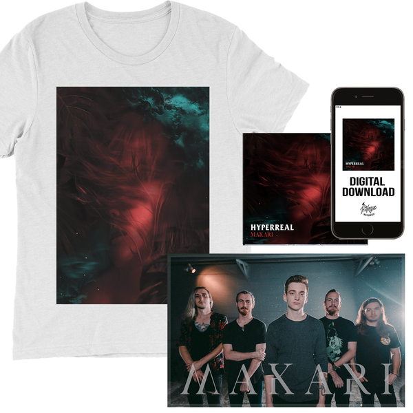 "Makari ""Album Art"" Shirt Bundle **PRE-ORDER**"