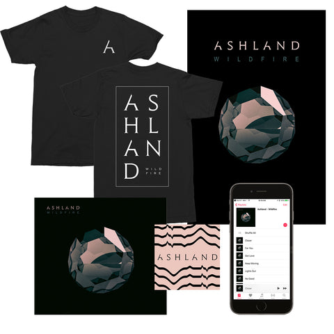 "Ashland ""Wildfire"" T-Shirt Bundle"