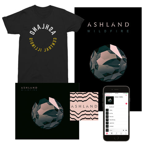 "Ashland ""Backwards"" T-Shirt Bundle"