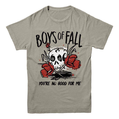 "Boys Of Fall ""No Good For Me"" T-Shirt"