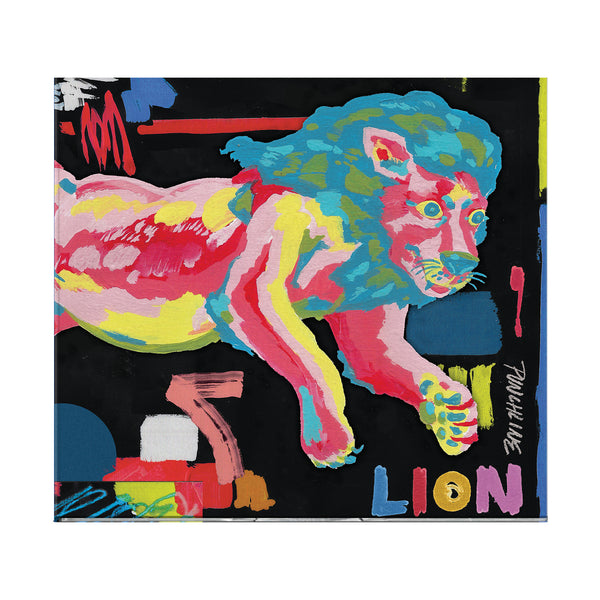 "Punchline ""LION"" CD"