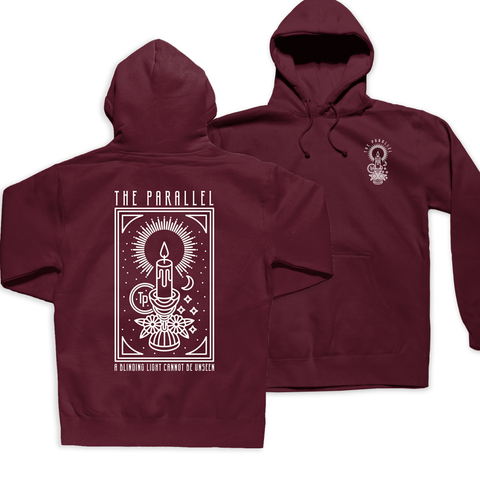 "The Parallel ""Candle"" Hoodie (PRE-ORDER)"