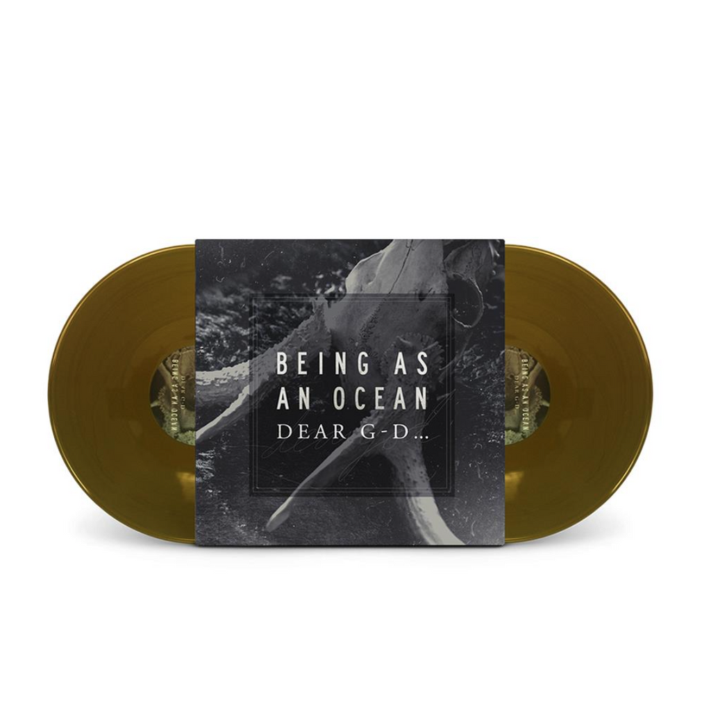 "Being As An Ocean ""Dear G-d..."" Vinyl"