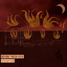 "Before Their Eyes ""Redemption"" CD"