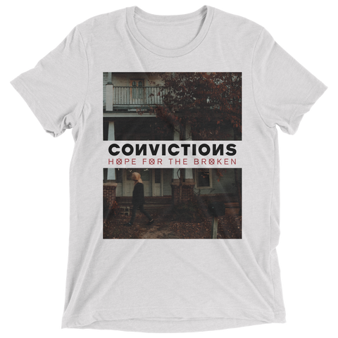 "Convictions ""Album Art"" T-Shirt"