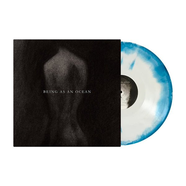 "Being As An Ocean ""Being As An Ocean"" Vinyl (BLUE/WHITE VARIANT ONLY)"
