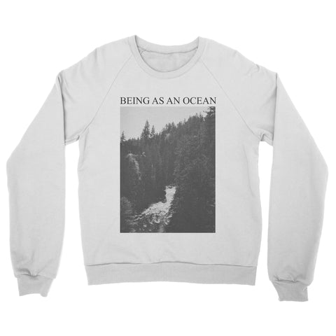"Being As An Ocean ""Forest"" Crewneck Sweatshirt"
