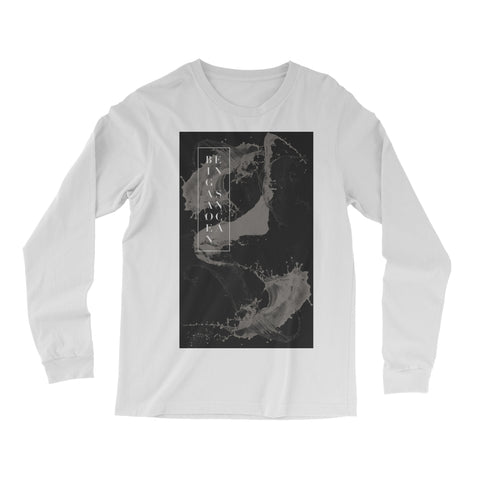 "Being As An Ocean ""Liquid"" Long Sleeve Shirt"