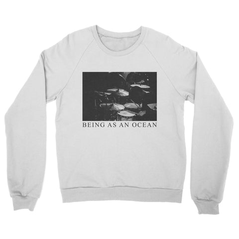 "Being As An Ocean ""Live"" Crewneck Sweatshirt"