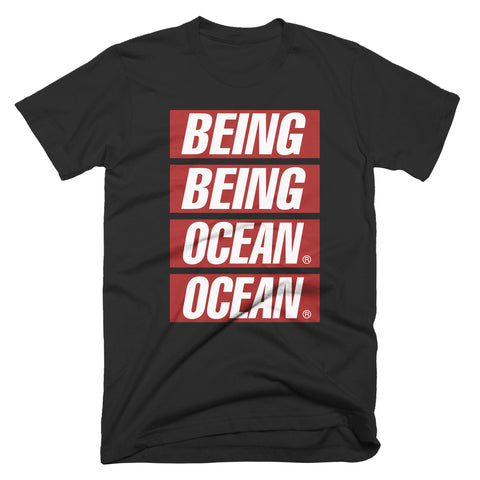 "Being As An Ocean ""Propoganda"" T-Shirt"