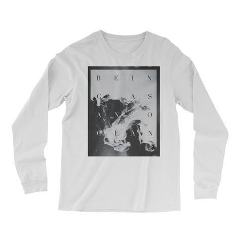 "Being As An Ocean ""Smoke"" Long Sleeve Shirt"