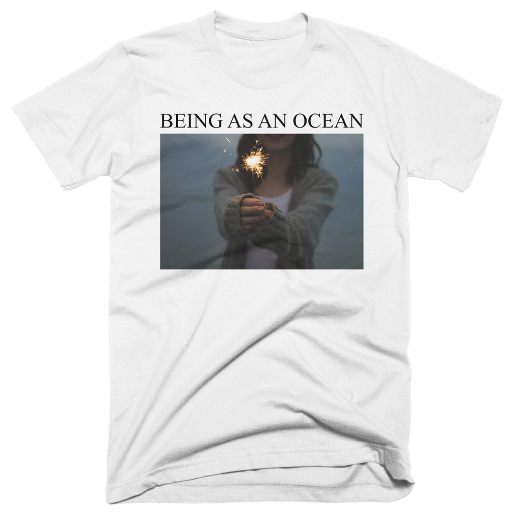 "Being As An Ocean ""Sparkler"" T-Shirt"