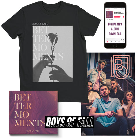 "Boys Of Fall ""Better Roses"" T-Shirt Bundle (PRE-ORDER)"
