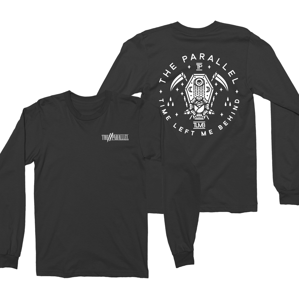 "The Parallel ""Coffin"" Long Sleeve Shirt"
