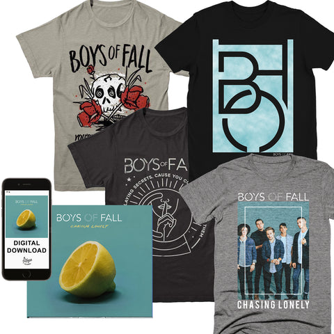 Boys of Fall ULTIMATE Bundle