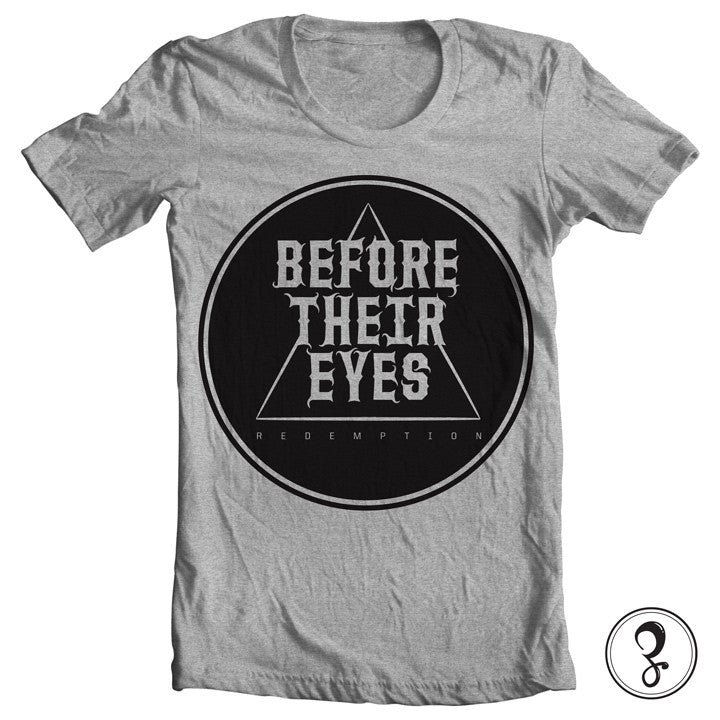 "Before Their Eyes ""Redemption"" T-Shirt"