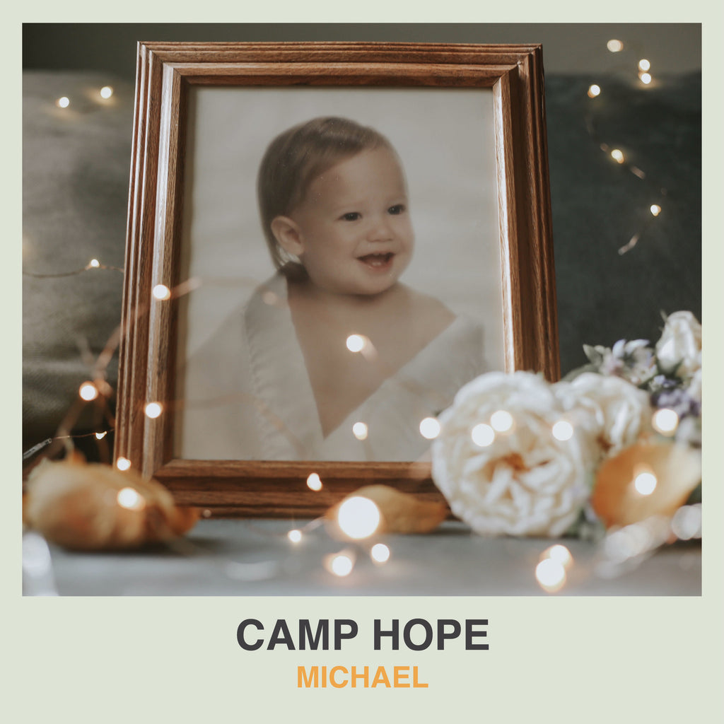 "Camp Hope ""Michael"" (CD)"