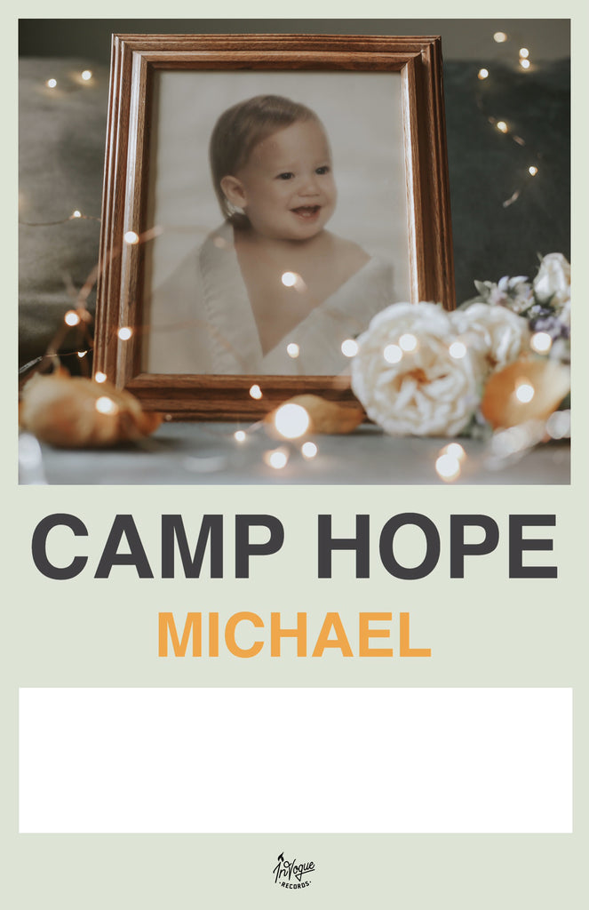 "Camp Hope ""AMHT"" Poster"