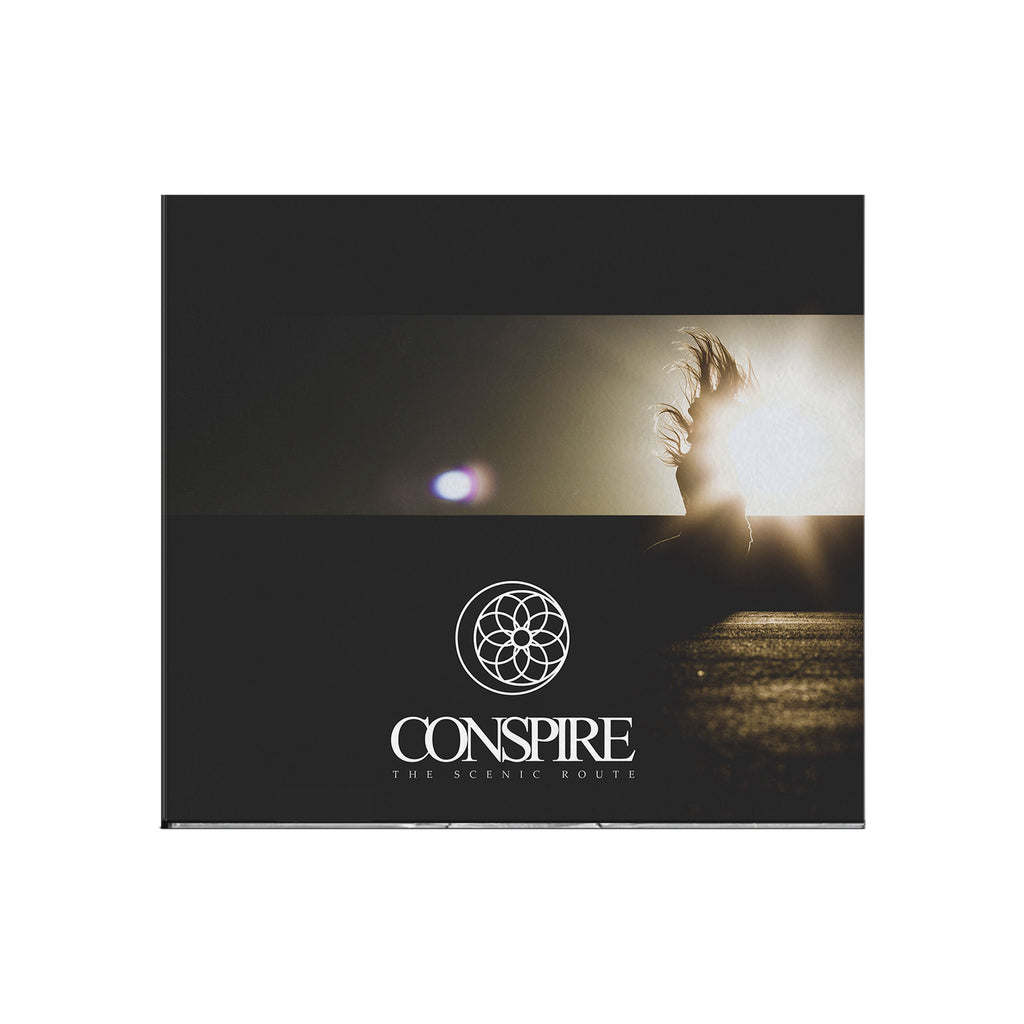 "Conspire ""The Scenic Route"" CD"