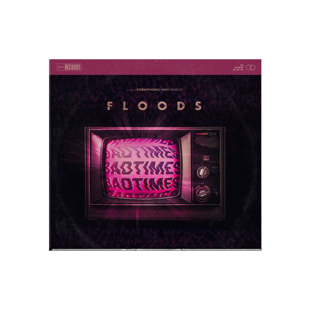 "FLOODS ""BADTIMES"" CD"