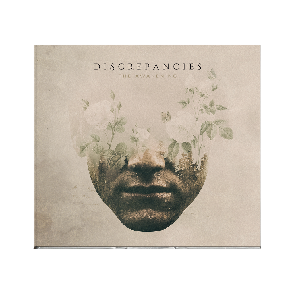 "Discrepancies ""The Awakening"" CD"