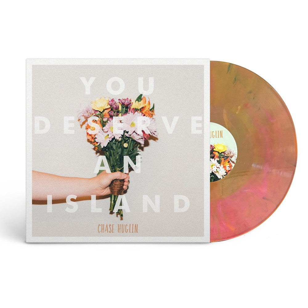 "Chase Huglin ""You Deserve An Island"" Vinyl"