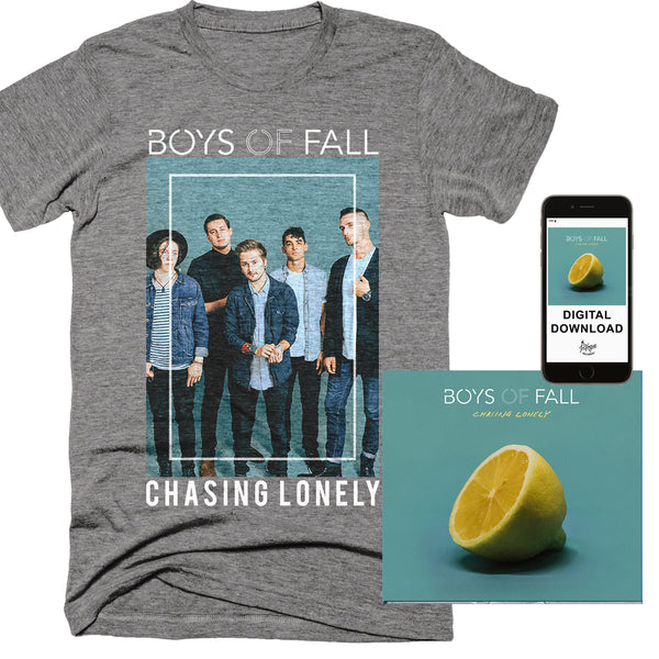 "Boys of Fall ""Chasing Lonely"" Shirt Bundle"
