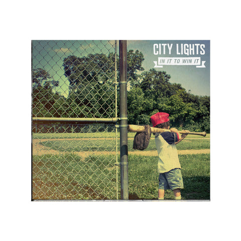 "City Lights ""In It To Win It "" CD"
