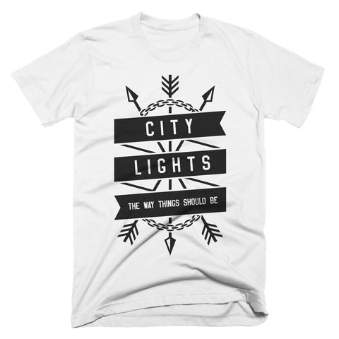 "City Lights ""Arrows"" T-Shirt"