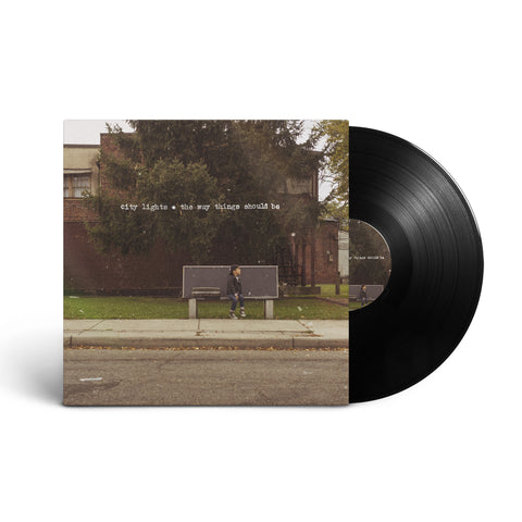 "City Lights ""The Way Things Should Be"" Vinyl"